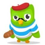Curso de francés gratis con Duolingo
