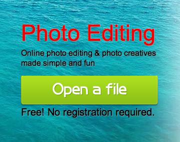 Fotor, editor de fotos