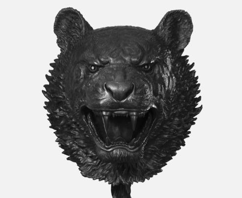 Circle of Animals / Zodiac Heads del artista chino Ai Weiwei en Málaga