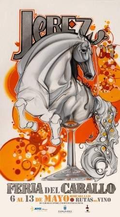 caballo jerez