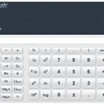 Calculadora para usar en internet