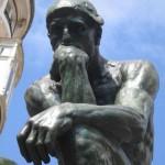 Fotos de Le Penseur de Rodin en Málaga