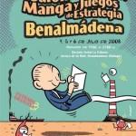 Salón del Cómic, Manga y Juegos de Estrategia en Benalmadena