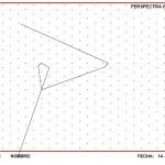 Dibujar en perspectiva isometrica