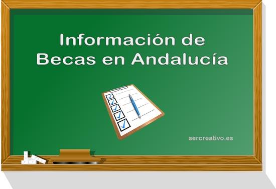 Direcciones y teléfonos de información sobre becas en Andalucía