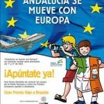 """Concurso """"Andalucía se mueve con Europa"""""""