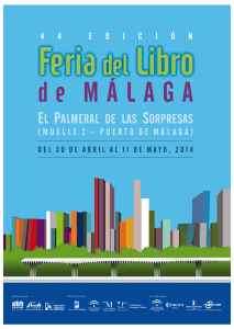 44º Feria del Libro de Málaga