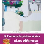 IX Certamen de Pintura Rápida Los Viñeros en Moclinejo