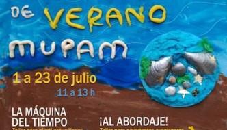 Campamentos de Verano del MUPAM en Málaga