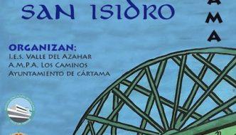 Este viernes se celebrará una nueva edición de la Carrera Solidaria San Isidro del IES Valle del Azahar