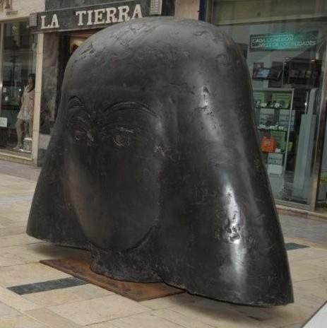 Esculturas de Valdes en Málaga